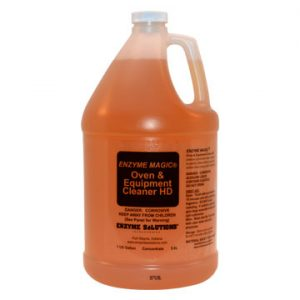 Enzyme Oven and Equipment Cleaner Plus