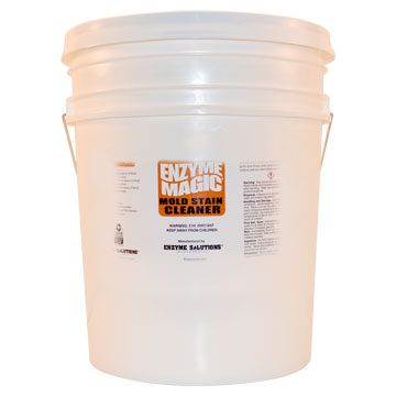 Enzyme Magic Mold Cleaner - 5 Gal