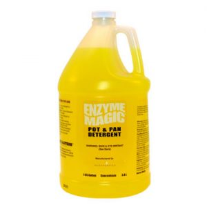 Enzyme Magic Pot and Pan Cleaner