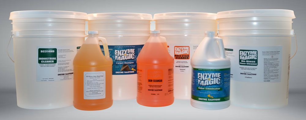 Enzyme Industrial Products
